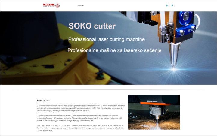 Soko cutter