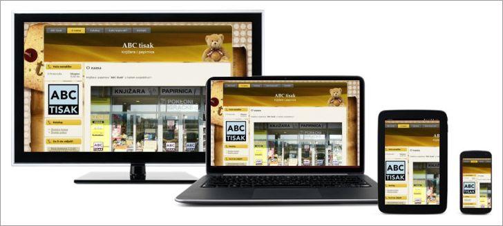 ABC tisak, knjižara i papirnica