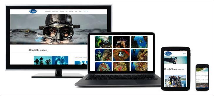 Calypso diving club
